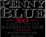 Penny Blue XO Rum